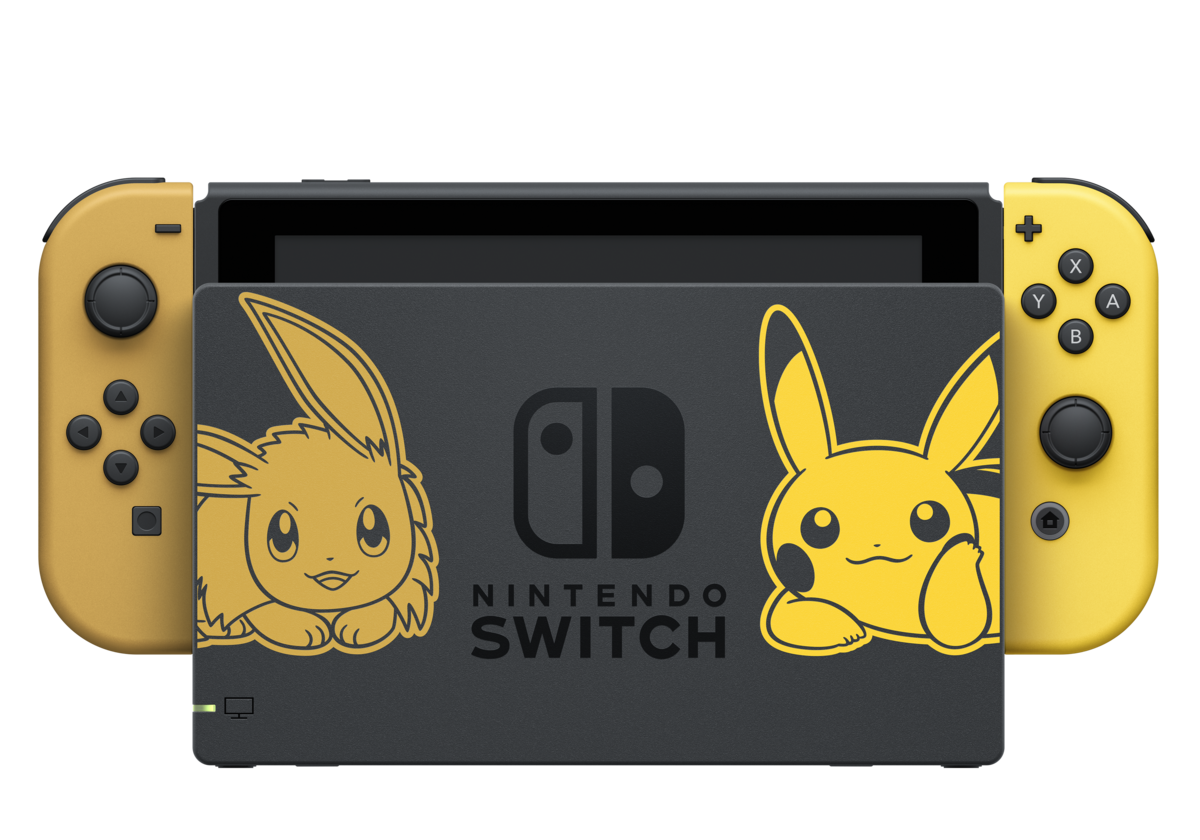 Nintendo Switch Dokkoló Pokemon Limited Edition
