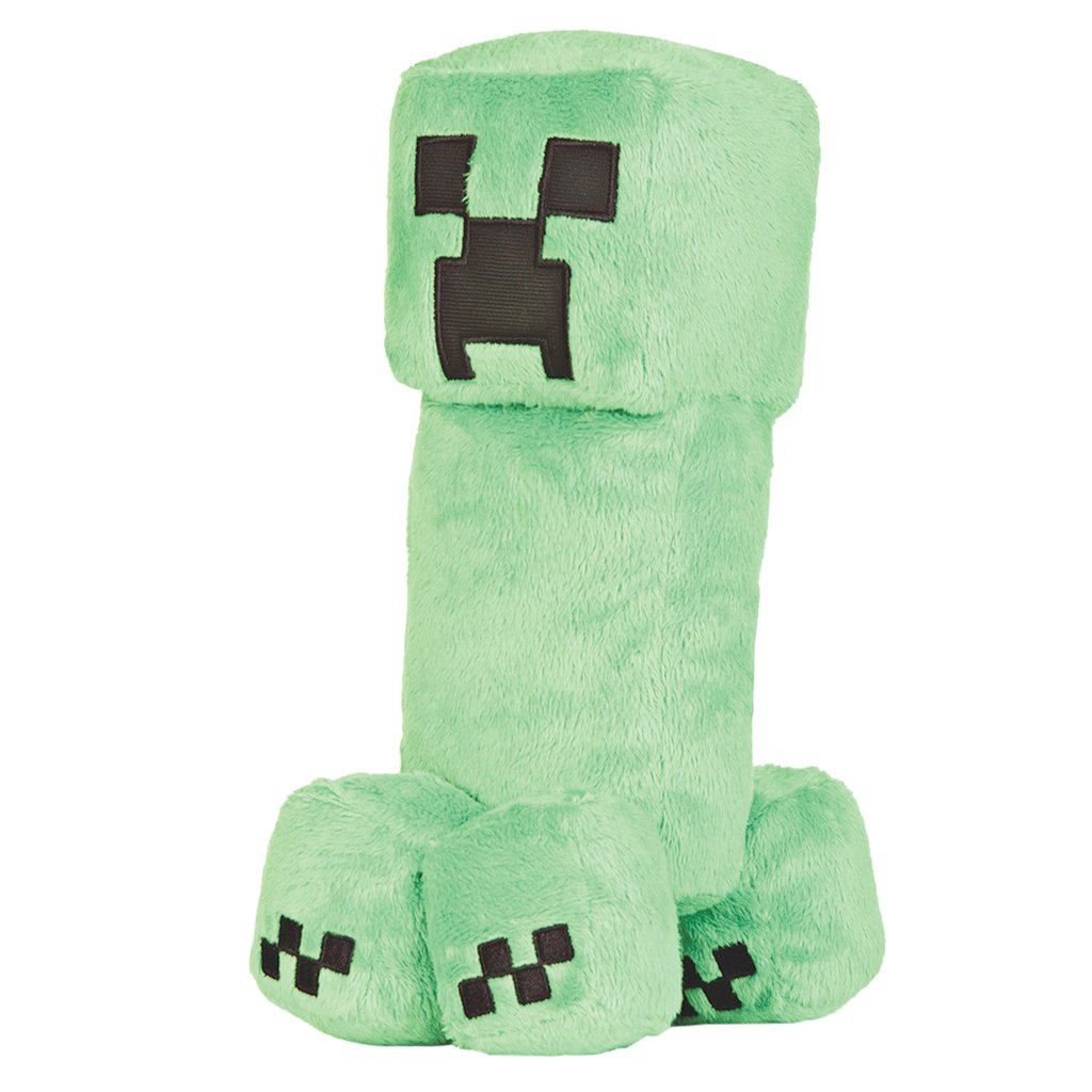 Minecraft Earth Adventure Creeper Plush