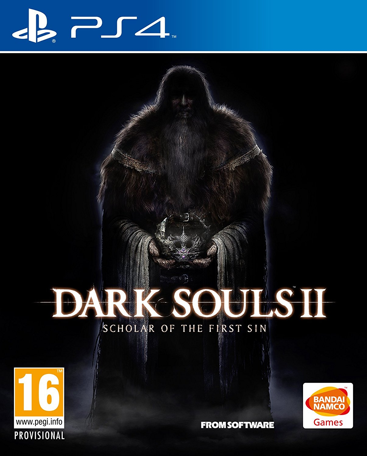 Dark Souls II (2) Scholar of the First Sin
