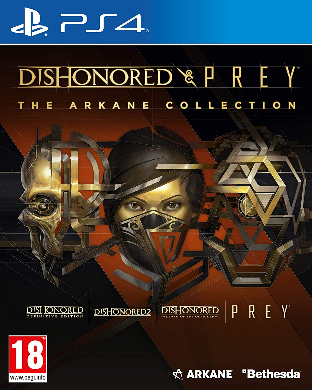 The Arkane Collection Dishonored and Prey