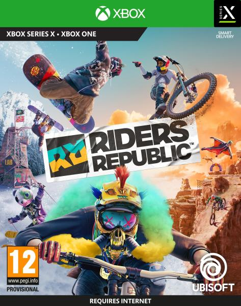 Riders Republic (Series X kompatibilis)