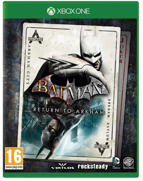 Batman Arkham City (Return to Arkham)