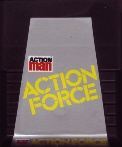 Action Man Action Force