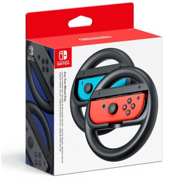 Nintendo Switch Joy-Con Wheel Pair (2db kormányfoglalat)