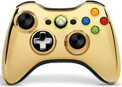 Xbox 360 Wireless Controller Limited Edition Gold