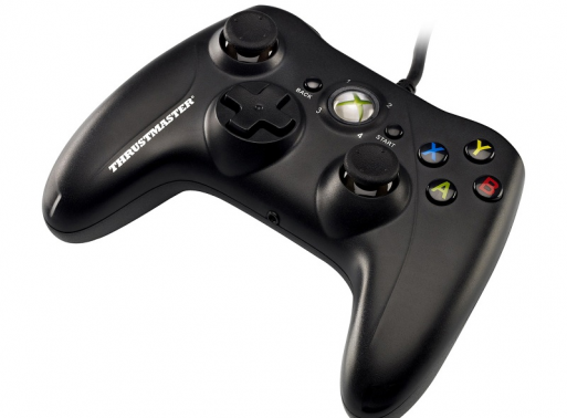 Thrustmaster GPX 1 Xbox 360 Wired Controller (fekete)