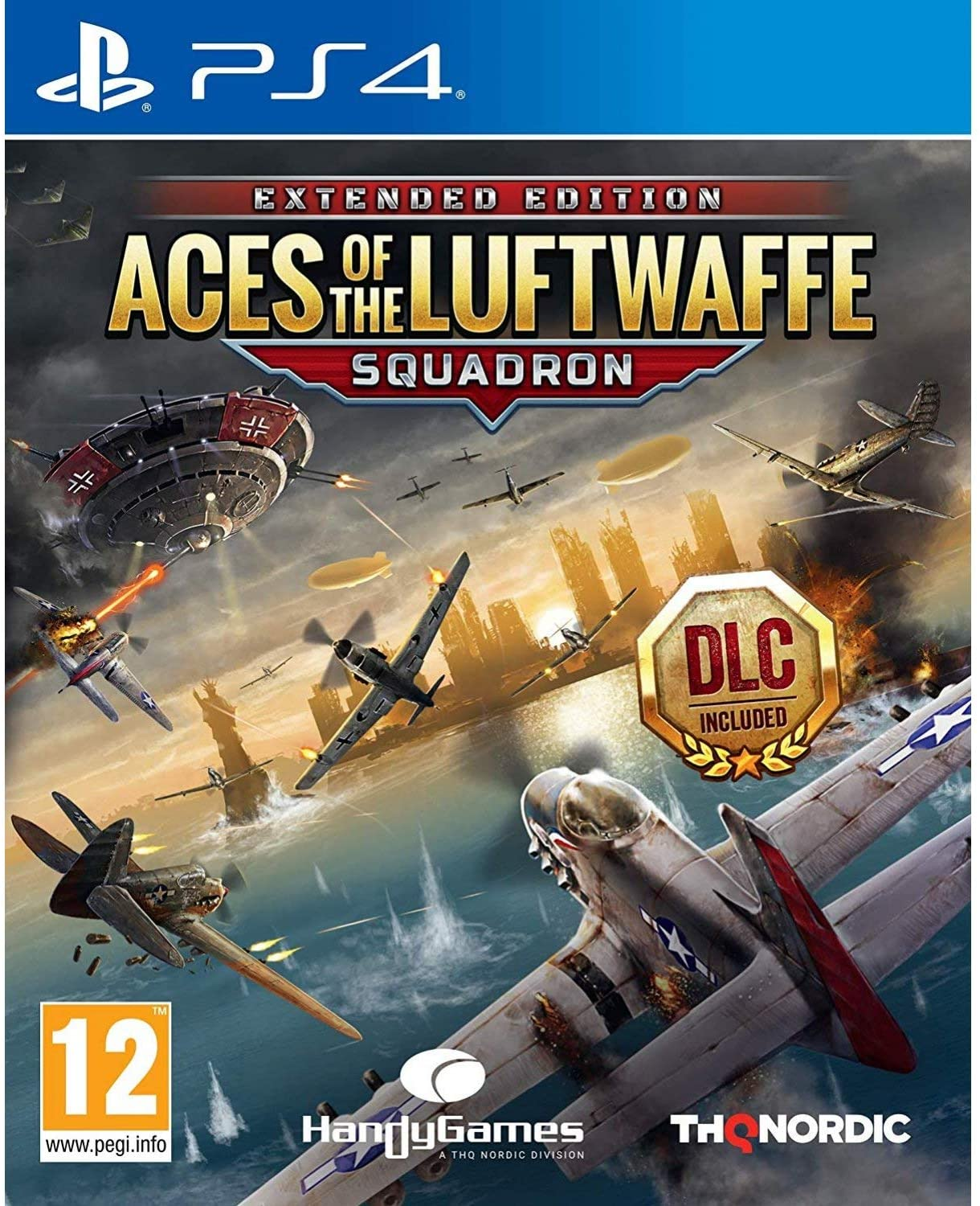 Aces of Luftwaffe Squadron Edition