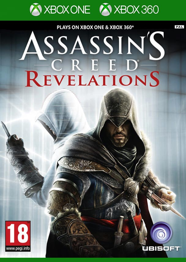 Assassins Creed Revelations (Xbox 360 kompatibilis)