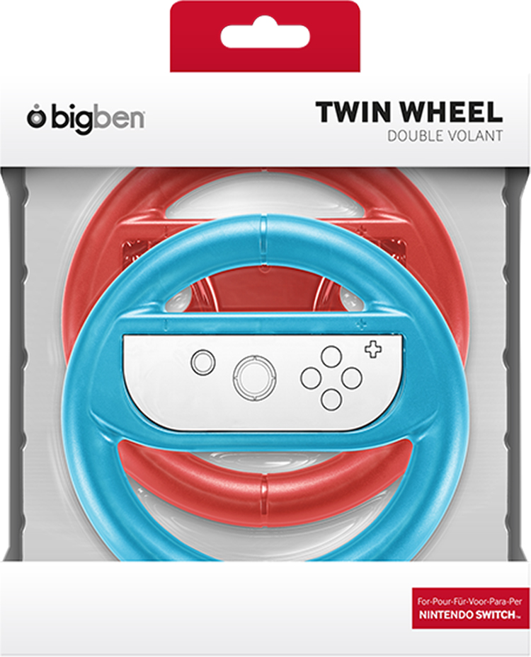 Big Ben Nintendo Switch Twin Wheel (2db)