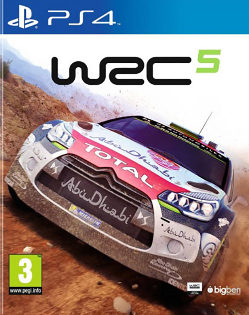 World Rally Championship 5 WRC 5