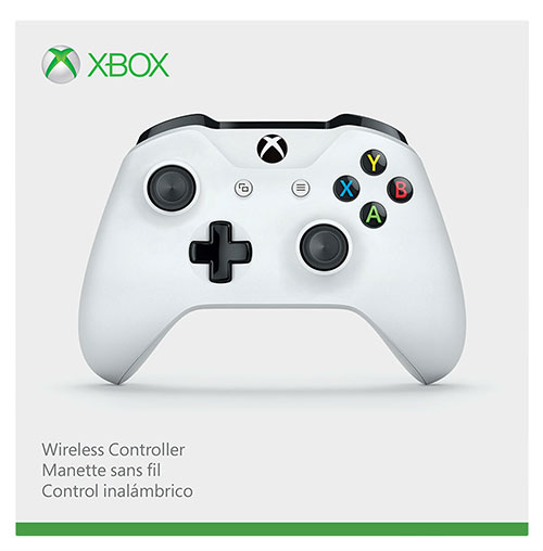 Xbox One Wireless Controller Crete White 3.5mm Jack csatlakozóval