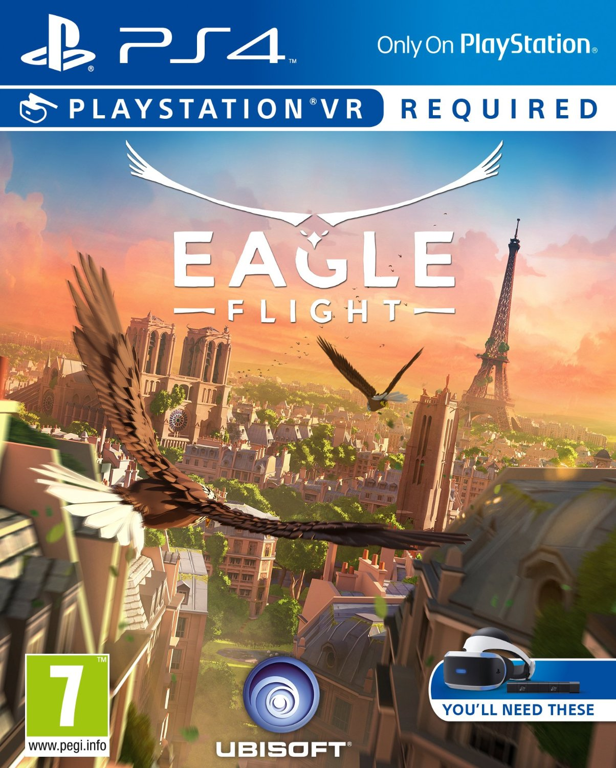 Eagle Flight PSVR