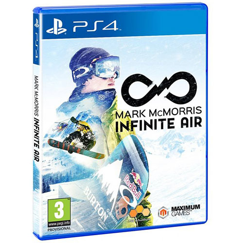 Mark McMorris Infinite Air - PlayStation 4 Játékok