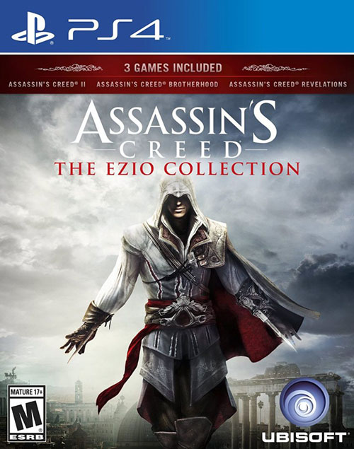 Assassins Creed The Ezio Collection - PlayStation 4 Játékok