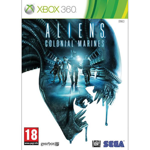 Aliens Colonial Marines Limited Edition
