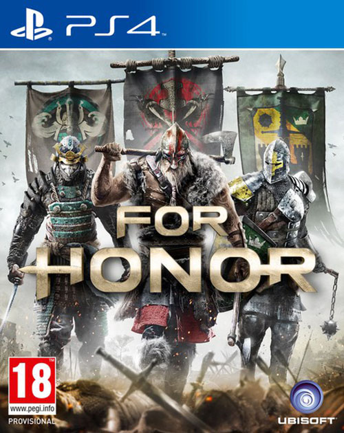 For Honor - PlayStation 4 Játékok