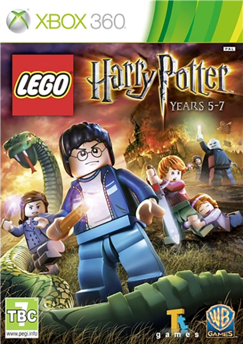 Lego Harry Potter Years 5-7  - Xbox 360 Játékok