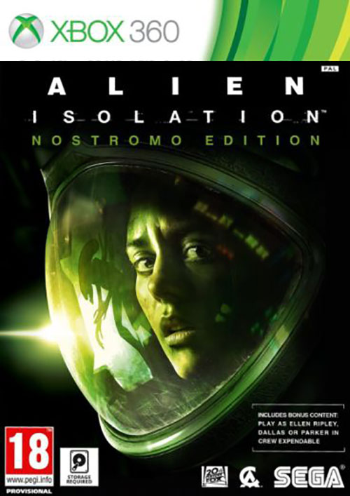 Alien Isolation Nostromo Edition