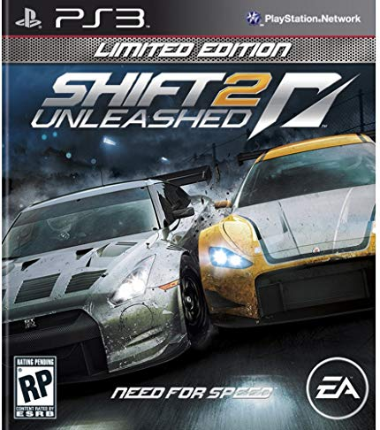 Need for Speed Shift 2 - Unleashed (Limited Edition)