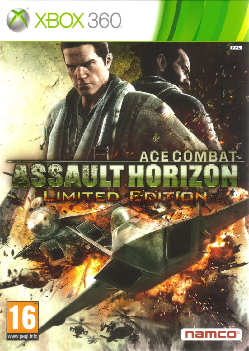 Ace Combat - Assault Horizon LIMITED EDITION
