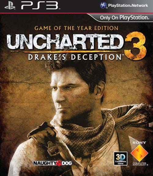 Uncharted 3 Drakes Deception - Game of the Year Edition
