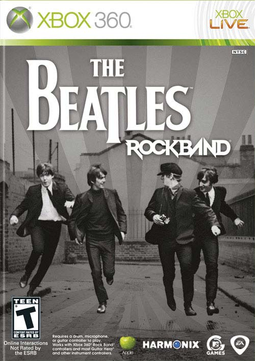 The Beatles Rockband