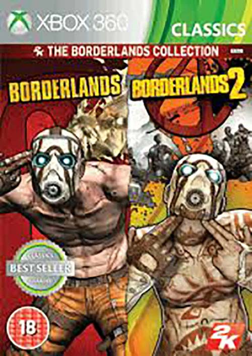 The Borderlands Collection 1-2