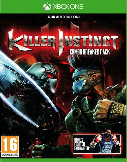 Killer Instinct Combo Breaker Pack - Xbox One Játékok