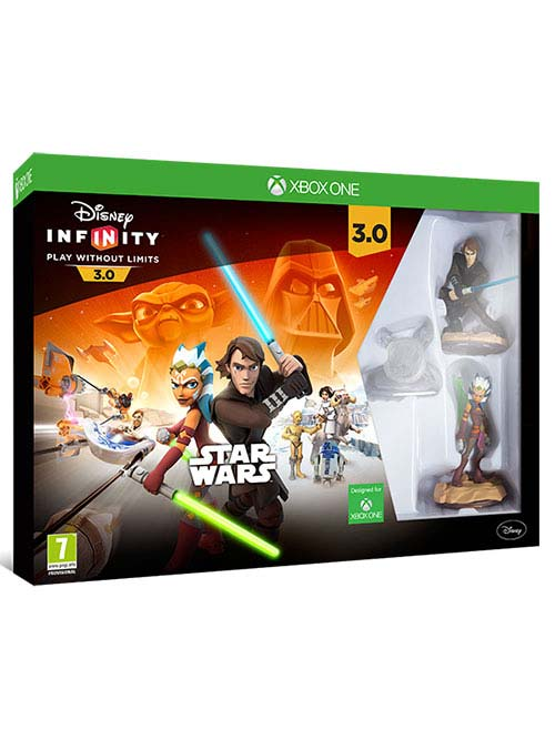 Disney Infinity 3.0 Edition Star Wars Starter Pack